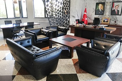 Gaziantep Üniversitesi Rektörlüğü