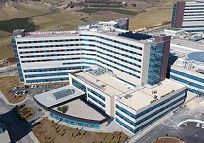 Mersin Şehir Eğitim ve Araştırma Hastanesi